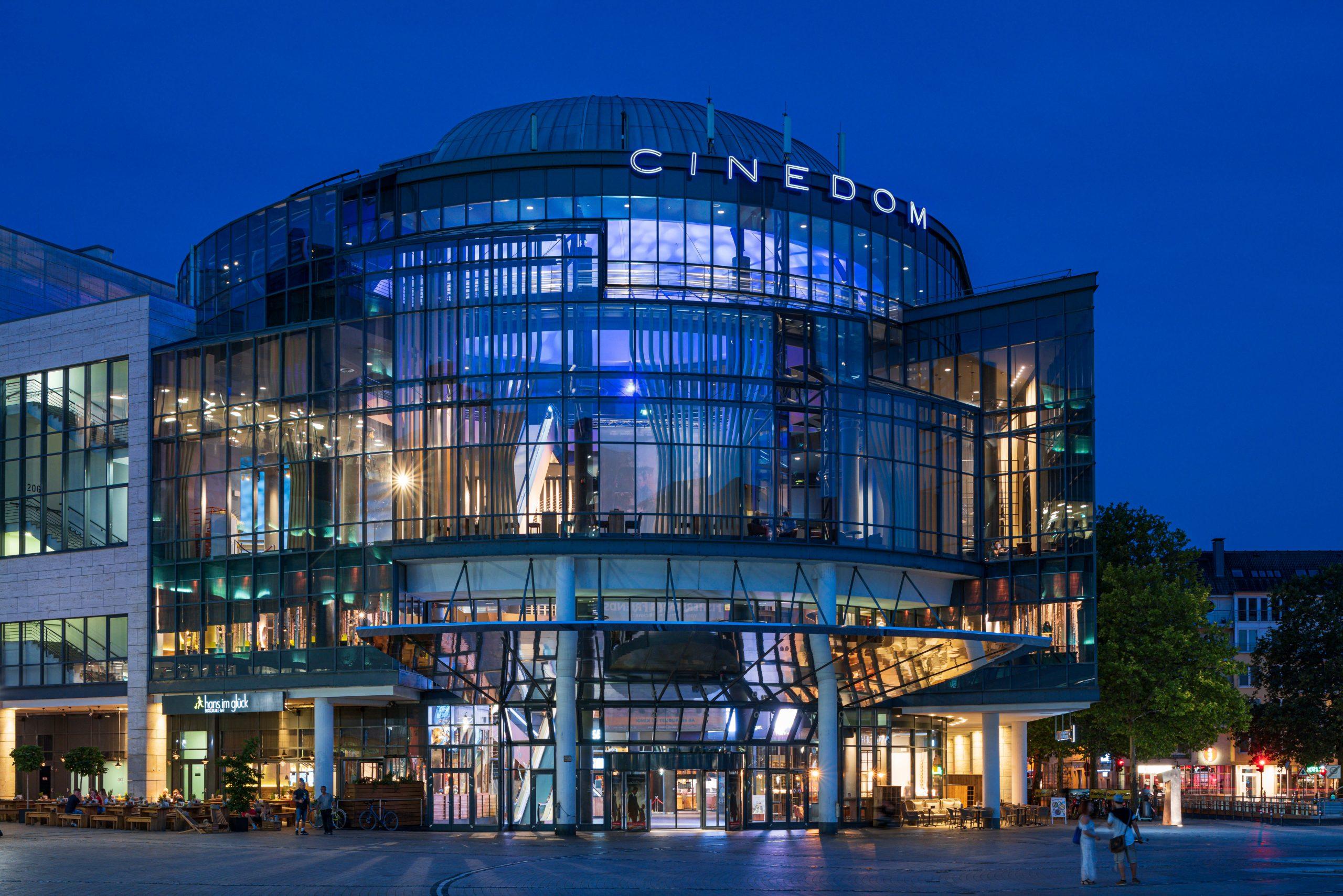 Cinedom Köln Preis